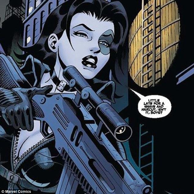 Atlantas Zazie Beetz To Play Mutant Domino In Deadpool 2