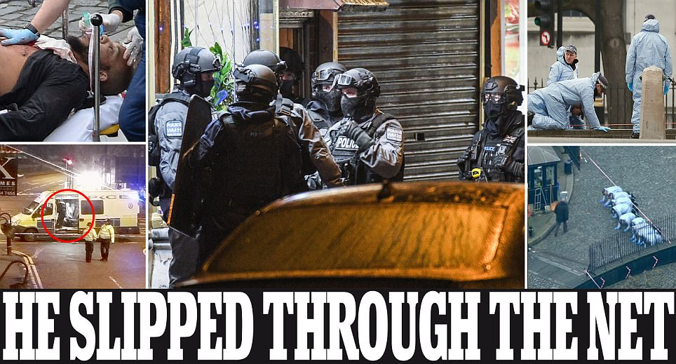 London attacker was British born and investigated by MI5
