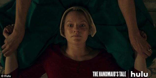 Image result for  the handmaid's tale hulu miniseries