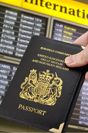 Since the change was introduced in 1988, some travellers have insisted on keeping their passports in dark covers
