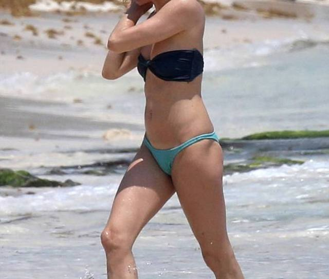 Sienna Miller Made Room For Bikini Time As She Hit The