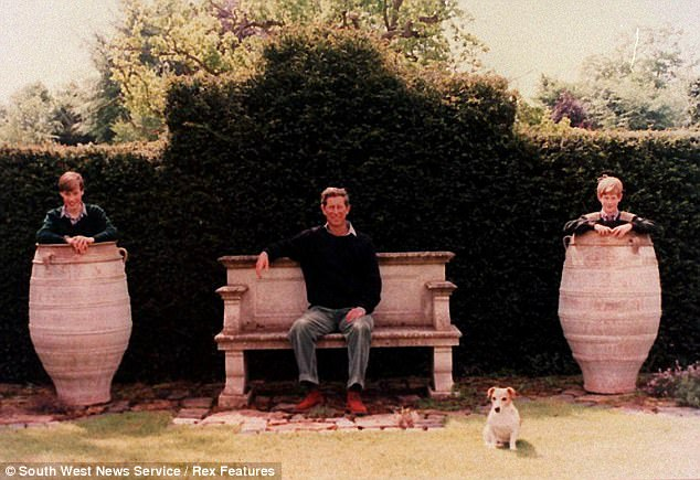 How Prince Charles Garden Is An All Consuming Obsession