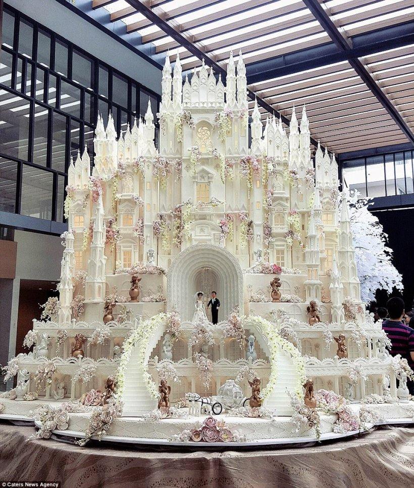 big wedding cakes | deweddingjpg.com