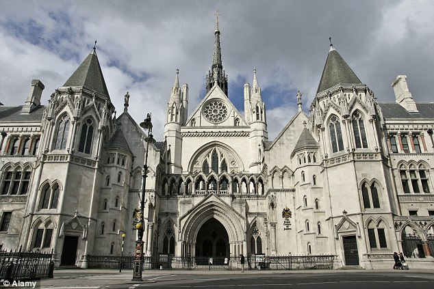 Mr Justice Mott ruled that his human rights were breached, at the High Court in London