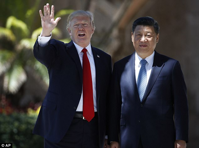 The talks come shortly after Trump hosted Chinese leader Xi Jinping for a summit at which he pressed Pyongyang's key ally to do more to curb the North's nuclear ambitions