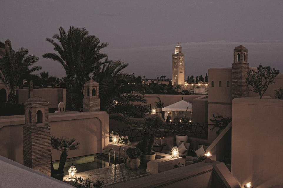 A luxurious sanctuary in the ancient medina of Marrakech, the Royal Mansour is arguably one of the world's most discreet hotels