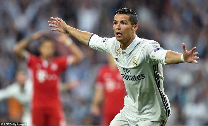 Cristiano Ronaldo, Real Madrid's star man, came to the fore when it mattered most for his side, scoring twice in extra-time