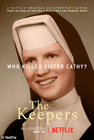 The Keepers: Who Killed Sister Cathy? will launch on Netflix on May 19