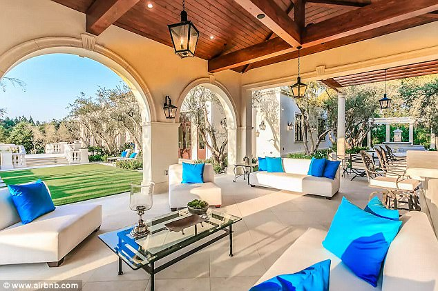 Relax! The star was probably happy to have the Airbnb spot after a bizarre break in at his LA residence earlier this month. The intruder only swiped a Fiji water and two sodas from the celeb's fridge and charged were not filed