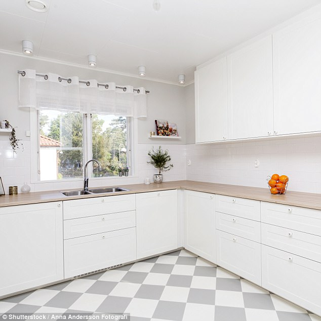 Why You Should NEVER Get An All White Kitchen Daily Mail