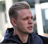 Kevin Magnussen ©Daily Mail