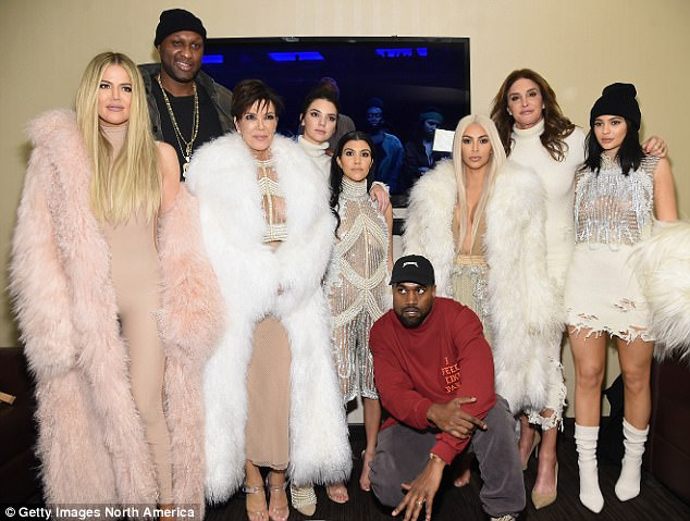 All of Kim's family have followed suit and are willingly, greedily complicit in the game. They've become a pitiful parody of stinking, sobbing hypocrisy that should no longer be encouraged or tolerated in civilised society.