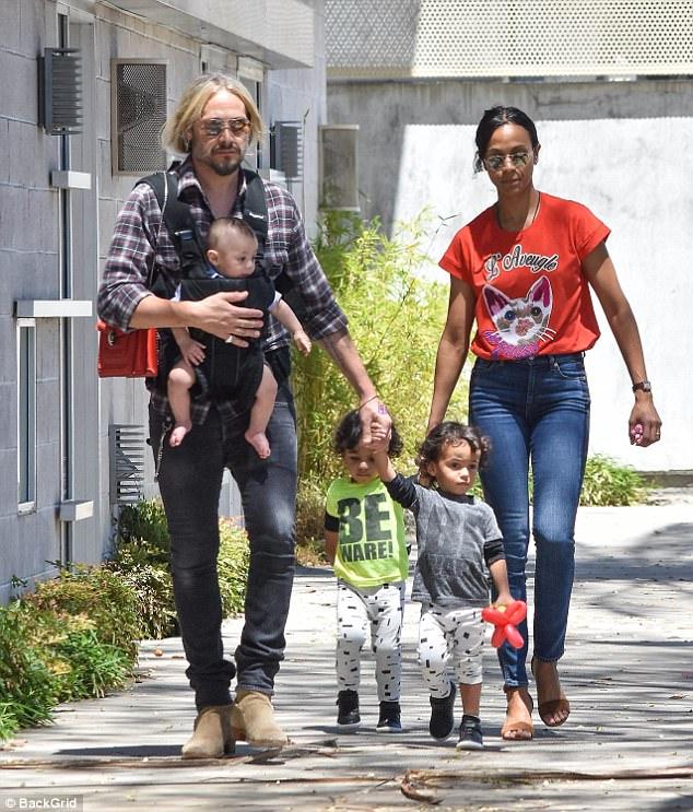 Zoe Saldana Bio, Husband, Kids, Parents, Net Worth, Age ...