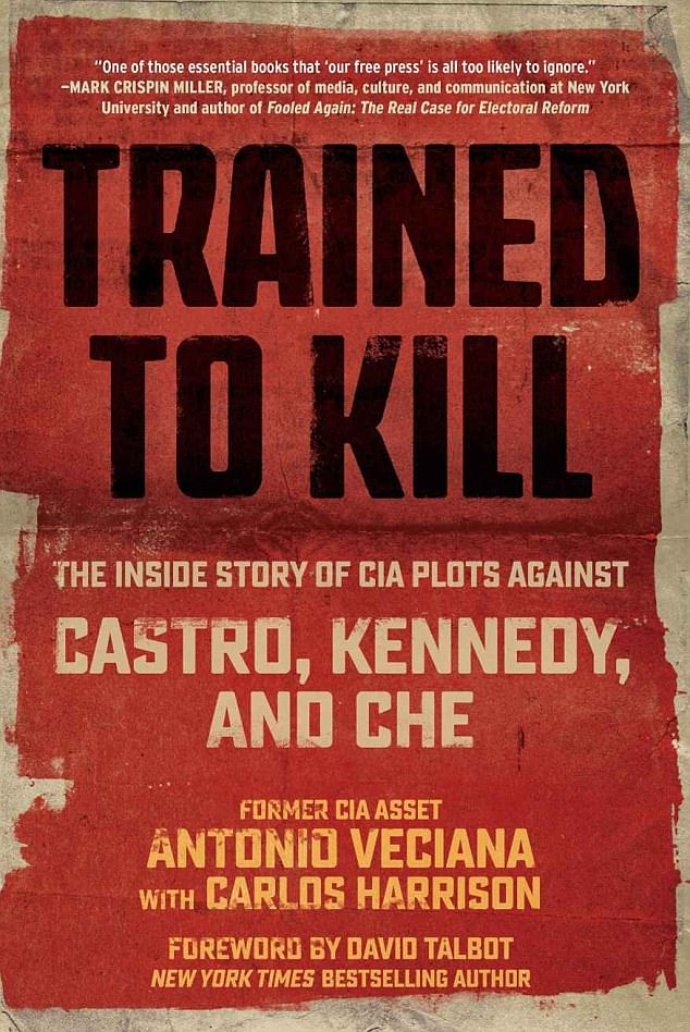 The astonishing story is told in a new book Trained to Kill which has just been released