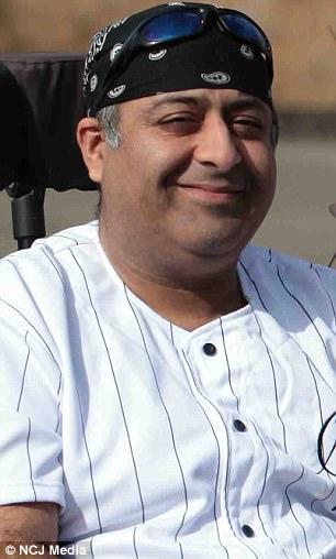 Zahid Zaman, 43