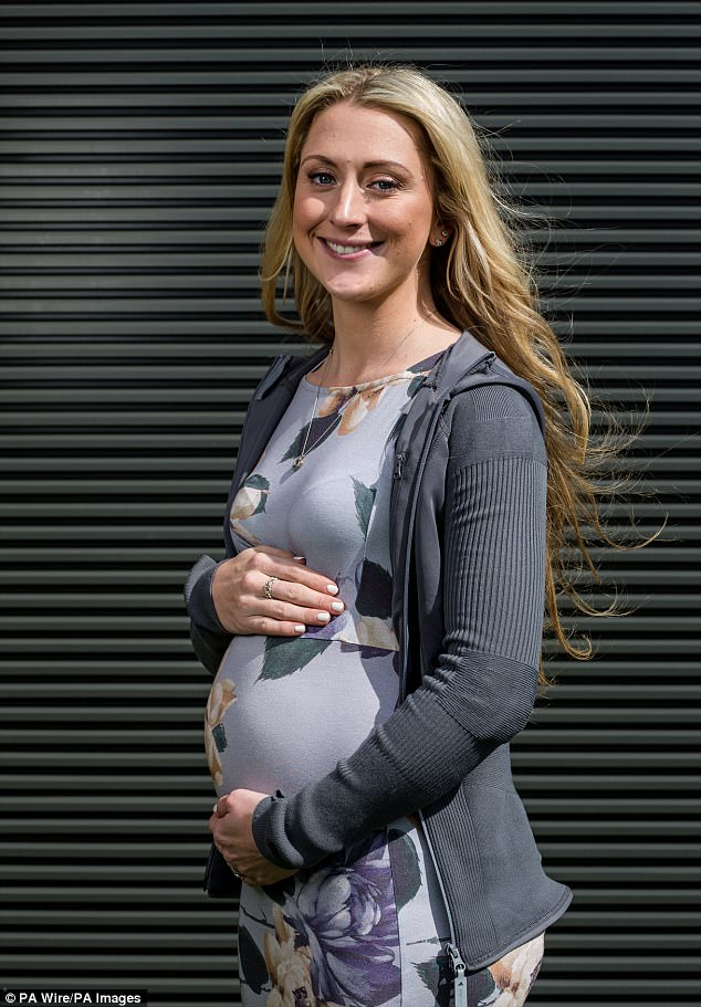 Laura Kenny To Ban Phones And Consoles So Child Is Active