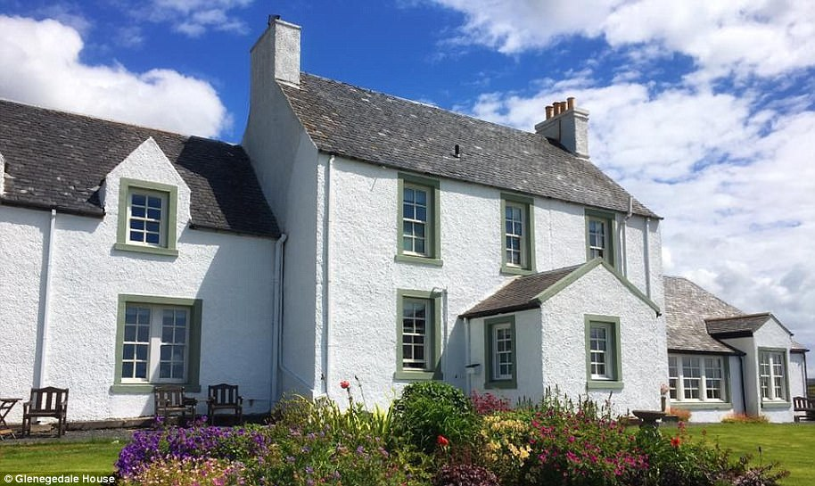WHAT THE JUDGES SAID: 'Friendliness is the biggest asset to the hospitality experience and Glenegedale House really stands out, with passionate hosts who go out of their way to ensure guests enjoy both the house and all the island has to offer'