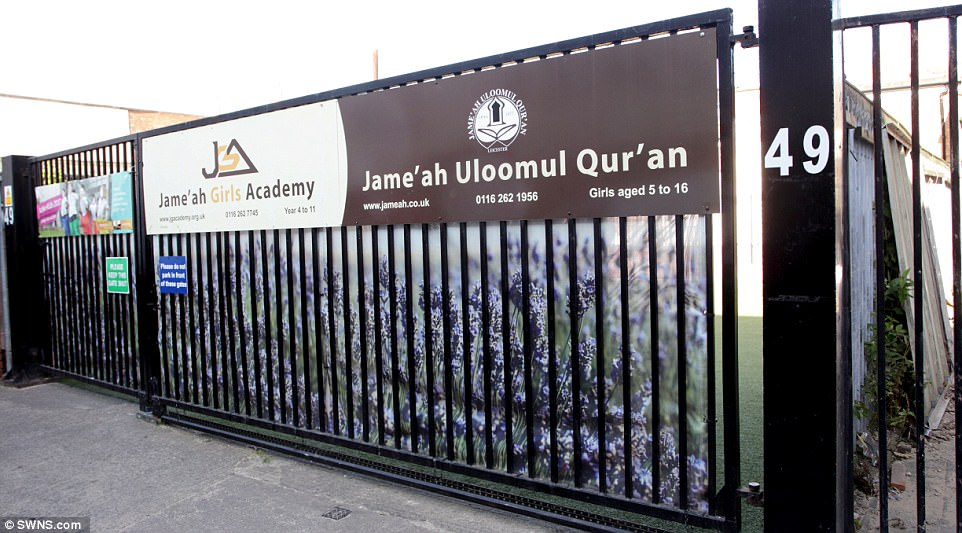 Evha attended the Jameah Girls Academy, a Muslim school in Leicester, which also shut and is helping the investigation