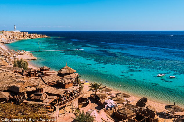Off limits: Thomas Cook has cancelled its holiday bookings to Sharm el-Sheikh following ISIS attack fears in the area