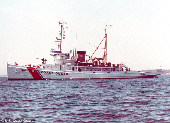 The Tamaroa was first commissioned by the U.S. Navy in 1934 under the name Zuni and saw action during World War II when it helped tow damaged vessels across the war-torn Pacific Ocean.
