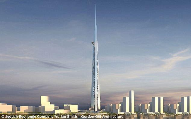 The completion date for the world's tallest tower has been pushed back to 2019, a Saudi Arabian billionaire said yesterday, almost six years after launching the record-breaking project