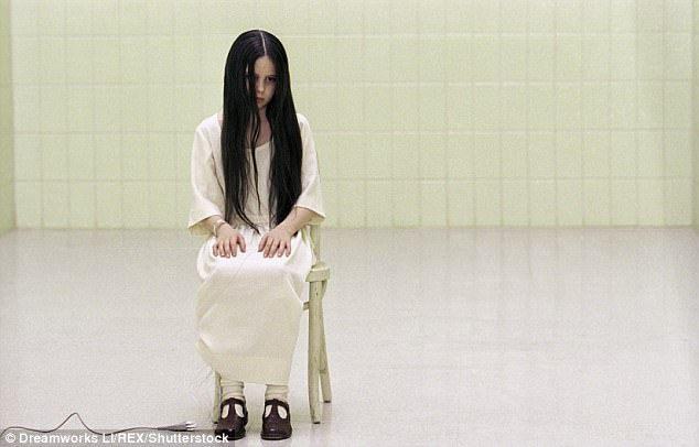 Big-screen adaptation: Hollywood adopted the mythological legend for its 2002 film The Ring