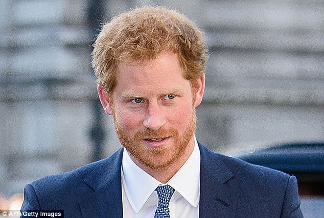 Earlier this year Harry was reported to be 'in a real hurry' to move Meghan into his new lodgings at Kensington Palace