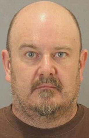 Douglas Goldsberry, of Elkhorn, Nebraska, was arrested last week and charged with pandering and solicitation