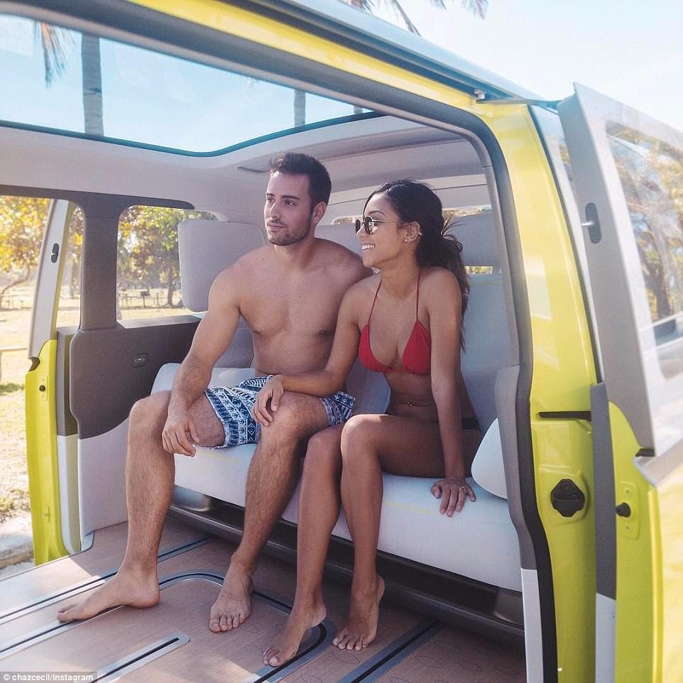 Other Australian 'vanlifers', who often have hundreds of thousands of social media followers living vicariously through their stunning posts, appear to do little other than explore