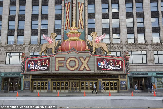 Fans who saw Cornell leave the Fox Theatre Wednesday night said he appeared in good spirits