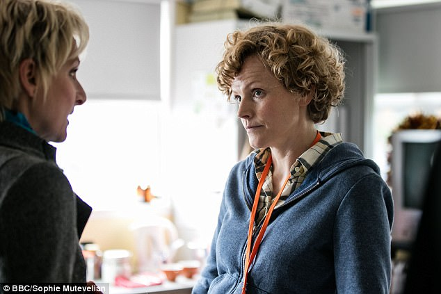 Ms Rowbotham's battle to expose grooming in the town was portrayed by Maxine Peake in the harrowing BBC drama Three Girls this week