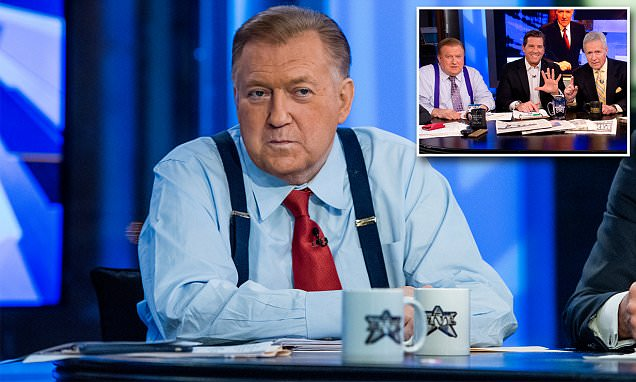 Fox News fires Bob Beckel for 'insensitive remark'