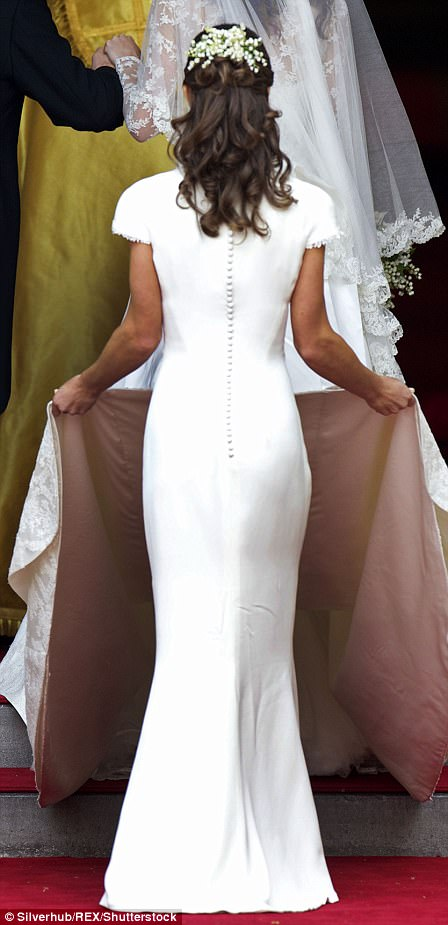 Pippa made quite the splash at her big sister's wedding when her pert bottom made headlines all around the world