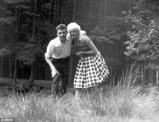 Brady, and his co-accused Myra Hindley (pictured together) murdered five children in the 1960s and the bodies of four of his victims have been found. The couple became infatuated with Nazis and sadism after getting together at a chemical firm