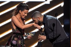 Image result for Drake dedicates Billboard Music Awards to fans