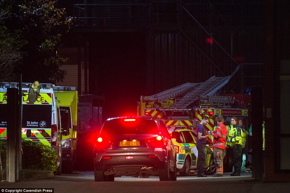 """Manchester Fire and Rescue described the incident as """"utterly heartbreaking"""" and asked people not to dial 999 """"unless you really need us"""""""