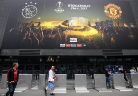 Image result for Europa League final to hold despite Pop Concert attack - UEFA