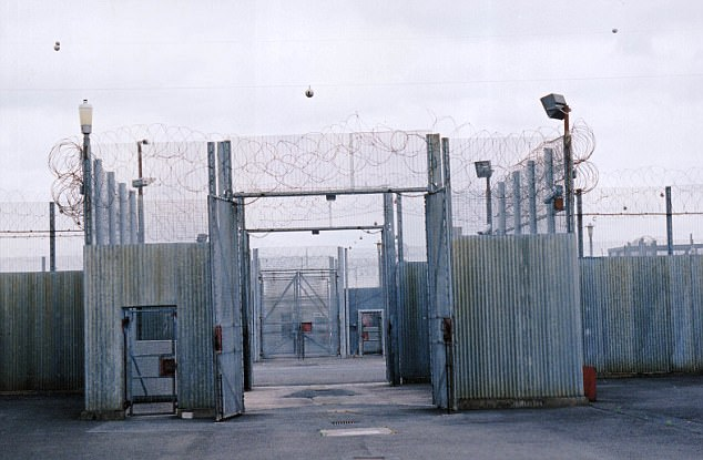Mr Ghaffur, an Assistant Commissioner at Scotland Yard when the 7/7 bombings took place, proposes that special centres be set up to detain as many as 3,000 extremists (file photo of the Maze Prison in Northern Ireland, built on the site of the Long Kesh internment camp)