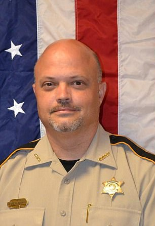 Lincoln County Sheriff Steve Rushing (pictured)