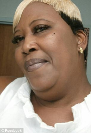 Barbara Mitchell is pictured above. She is one of the eight people who died in the shootings