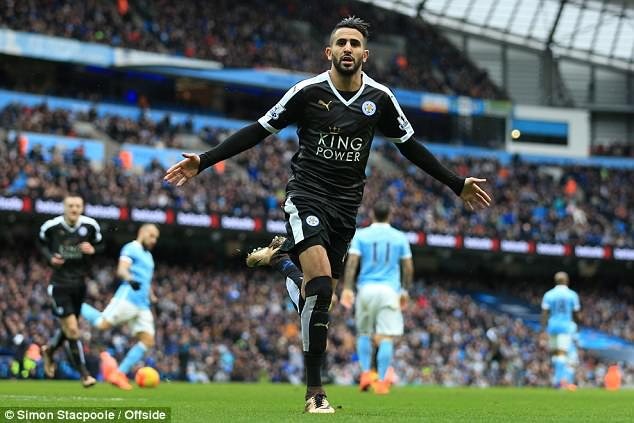 Riyad Mahrez has stunned Leicester City by insisting he be allowed to leave the club
