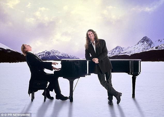 He created Trans-Siberan Orchestra, which is know for its over-the-top Christmas concerts, in 1986