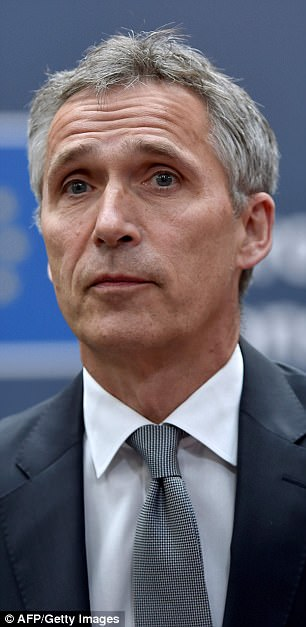 A secretive group of global power brokers including NATO secretary Jens Stoltenberg will gather to debate Donald Trump's presidency