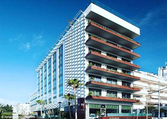 Lionel Messi has purchased the four-star MiM hotel in the beach town of Sitges
