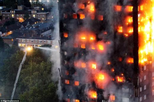 Dany Cotton, Commissioner of the London Fire Brigade, said there had been 'a number of fatalities' following a 'unprecedented incident' that she described as the largest in scale that she had seen in her 29-year career