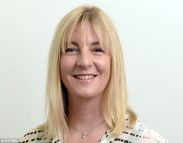 Sacha Jevans, who is Kensington and Chelsea Tenant Management Organisation's Director of Operations