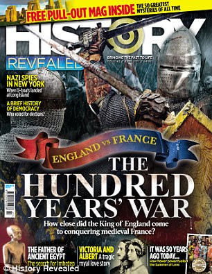 The latest issue of History Revealed is on sale now or visit historyrevealed.com.