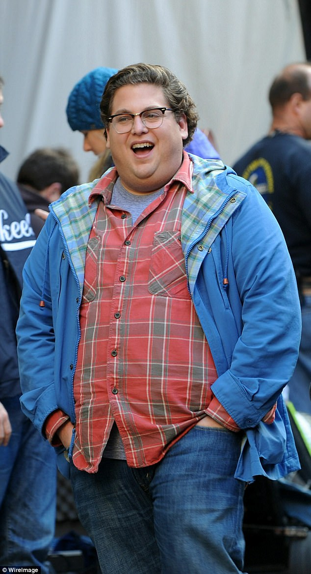 Jonah Hill Looks Buff On The Set Of His Film Mid 90s