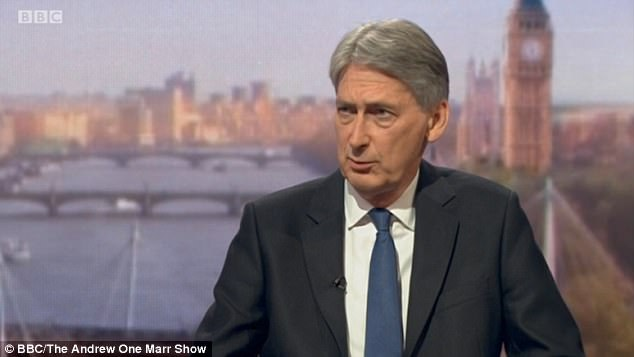 Philip Hamomnd told the BBC'd Andrew Marr today that flammable cladding which fuelled the inferno which destroyed the Grenfell tower is already illegal in Britain