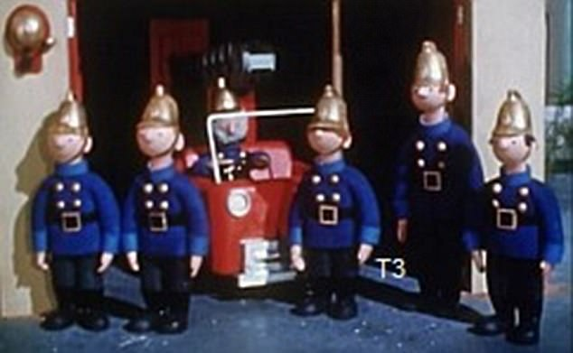 The stop-motion television series is a classic of 1960s children's television
